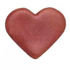 Edible Luster Dust Red Rose .25oz