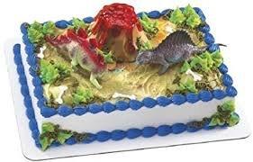 Dinosaur Cake Kit