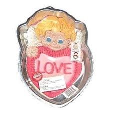 Cupid Cake Pan