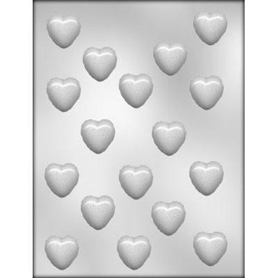 Heart 1-1/8 Chocolate Mold CK 90-1032