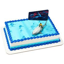 Aquaman Cake Kit