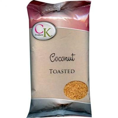 coconut toasted