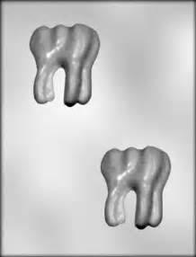 Tooth Chooclate Mold CK 90-9653
