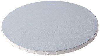 8 round  white Sturdy Board