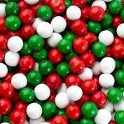 Sixlets Christmas Mix 3oz.
