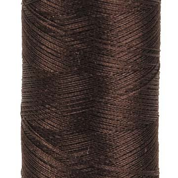 AURIFIL Cotton Thread Solid 50wt -   Very Dark Bark (1130)