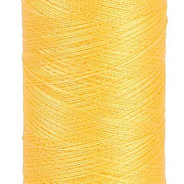 AURIFIL Cotton Thread Solid 50wt - Pale Yellow (1135)