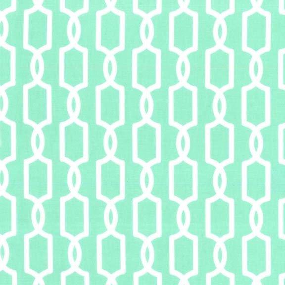 Trelliage in Mist - Michael Miller Fabrics