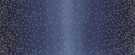 Ombre Confetti Indigo by V. And Co. for Moda