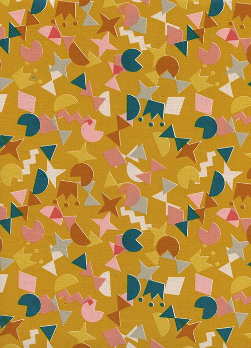 Shape Up Sunshine from Paper Cuts by Rashida Coleman-Hale for Cotton + Steel