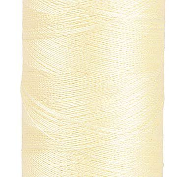 AURIFIL Cotton Thread Solid 50wt - Light Lemon (2110)