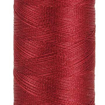 AURIFIL Cotton Thread Solid 50wt - Dark Carmine Red (2460)