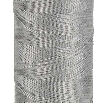 AURIFIL Cotton Thread Solid 50wt - Stainless Steel (2620)
