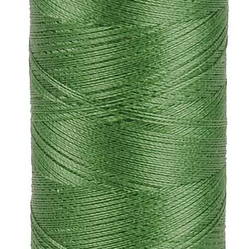 AURIFIL Cotton Thread Solid 50wt - Grass Green (2890)