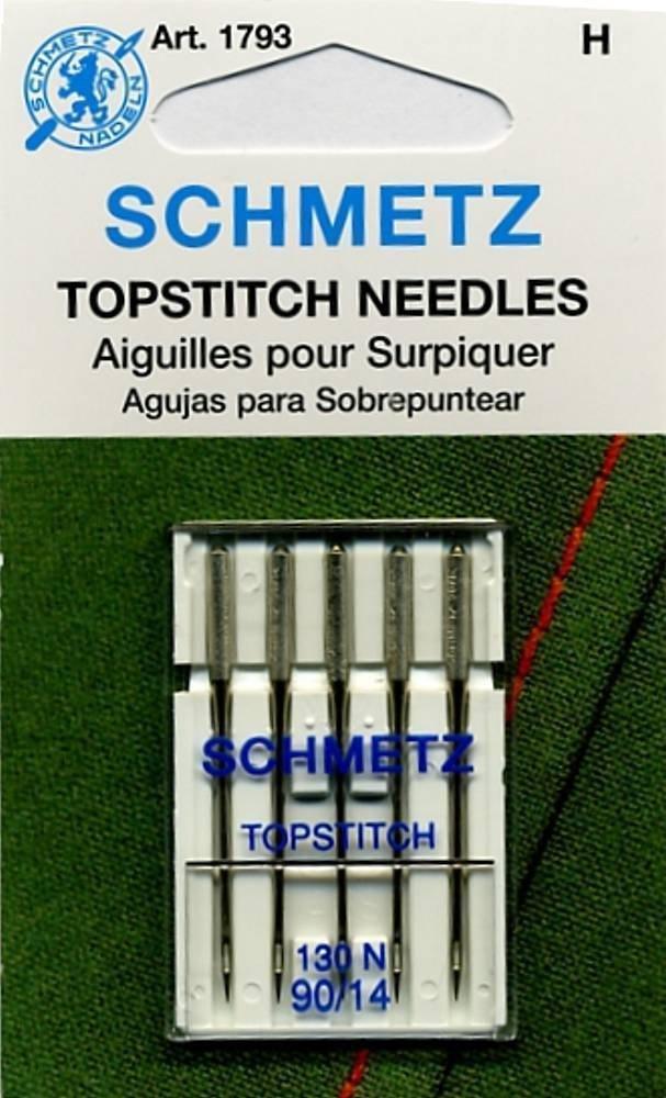 Schmetz Topstitch Needles 90/14