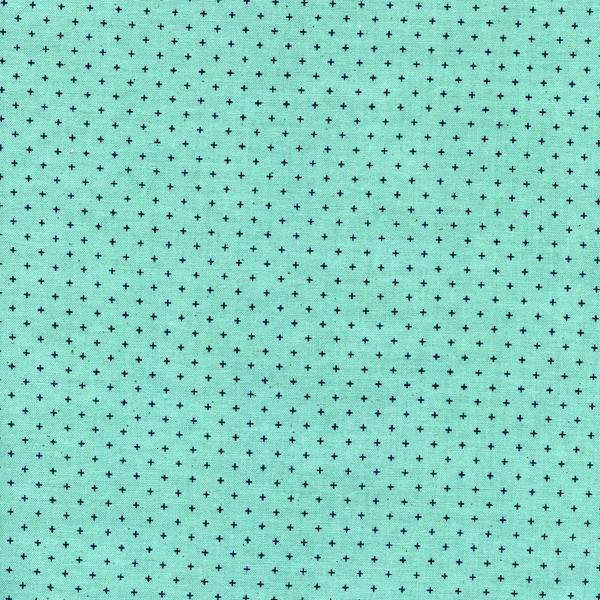 22 REMNANT - Add It Up in Sea Glass by Alexia Abegg from Cotton + Steel Basics