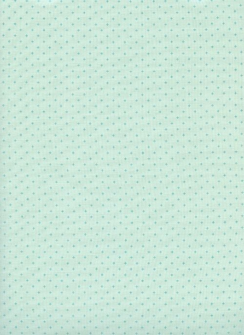 Add It Up in Mint by Alexia Abegg from Cotton + Steel Basics