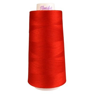 MaxiLock Artillery Serger Thread - ARTILLERY RED