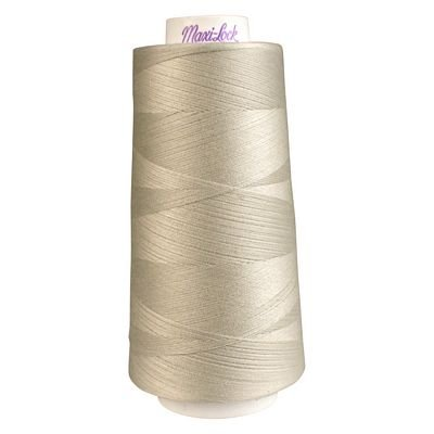 MaxiLock Artillery Serger Thread - PEARL