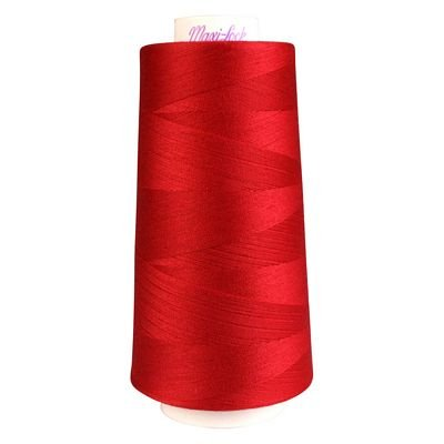 MaxiLock Artillery Serger Thread - GARNET