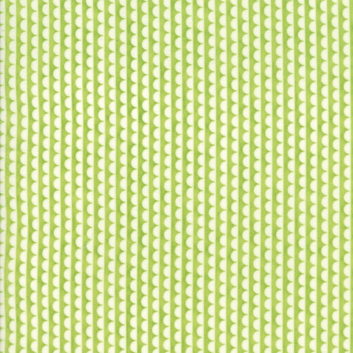 1yd-11  REMNANT  Bonnie & Camille Basics GREEN (55037 34) from Moda