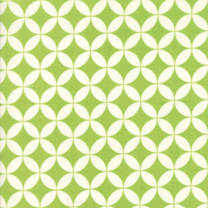 3 Yards- Bonnie & Camille Basics GREEN (55111 44) from Moda