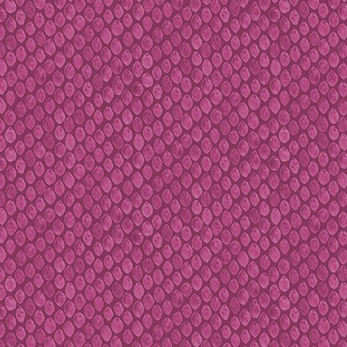 Almonds in Dark Orchid for By Hand by Amy Friend for Contempo