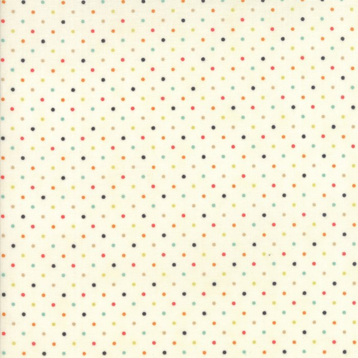 Essentially Yours in Essential Dots Natural by Moda Classic for Moda
