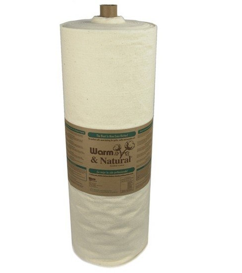 The Warm Company Warm And Natural Cotton Batting 45in