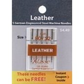 Klasse Leather needles 90/14