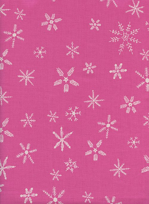 Frost in Flurry Pink for Cotton + Steel