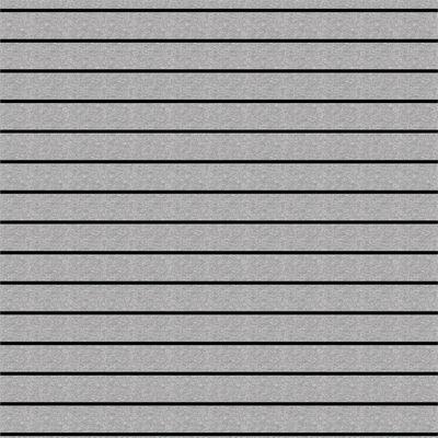 Cloud 9 Knits - Stripes Heath Gray