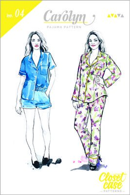 Closet Case Patterns - Carolyn Pajama Set