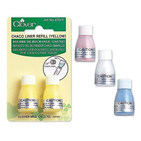 Refill Chaco Liner-Yellow