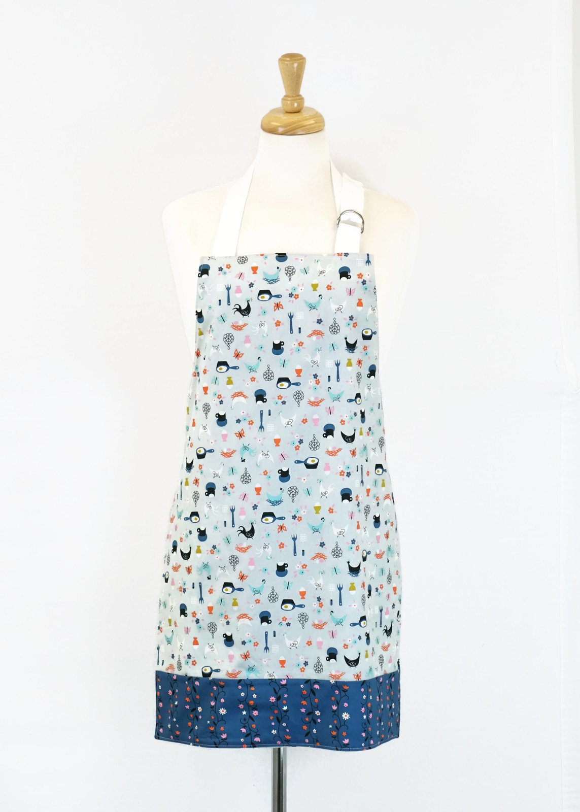 Women's Apron - The Chicken and the Egg