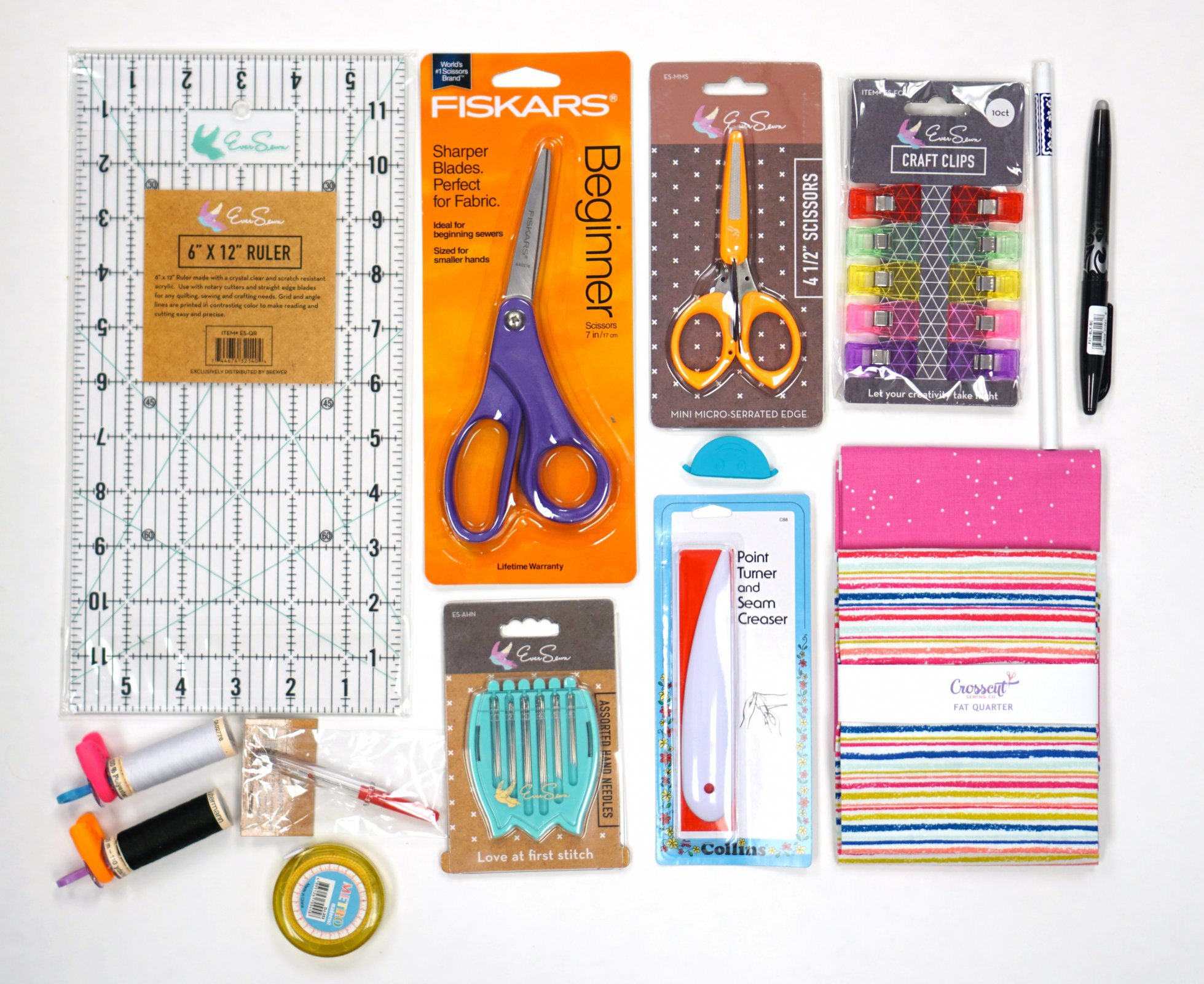 Crosscut Sewing Young Sewer Starter Kit