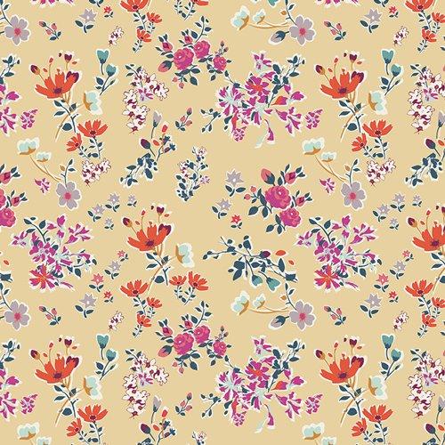 Cottagely Posy Boho from Boho Fusions - Art Gallery Fabric