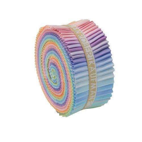Kona Cotton Jelly Roll Up New Pastel Palette