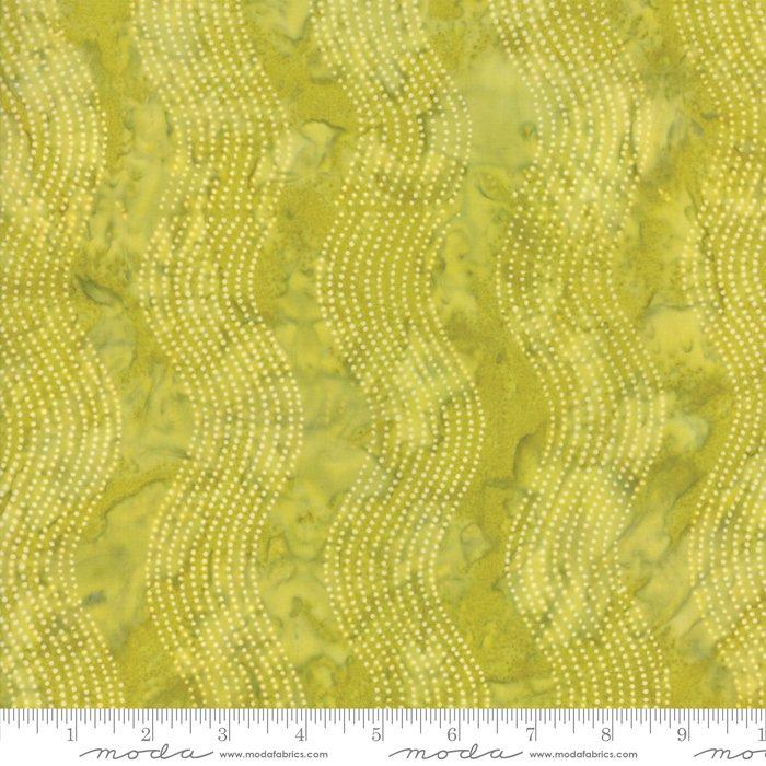 Longitude Batiks Citrine (27259 139) from Kate Spain for Moda