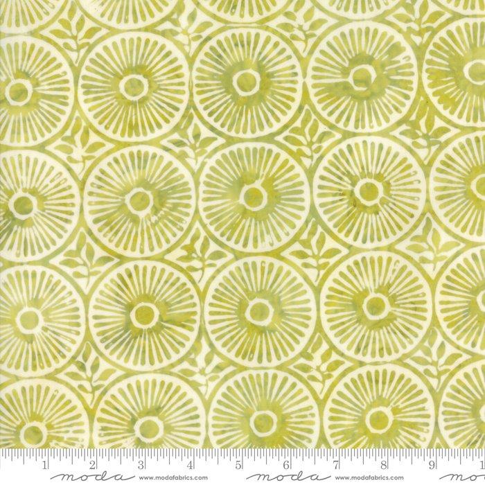 Longitude Batiks Citrine (27259 177) from Kate Spain for Moda