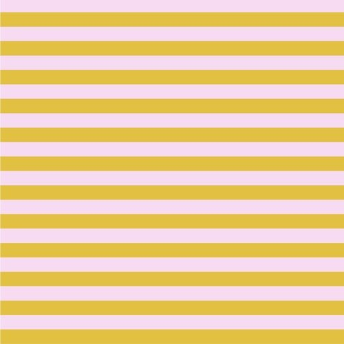 Tent Stripes in Marigold by Tula Pink for FreeSpirit Fabrics