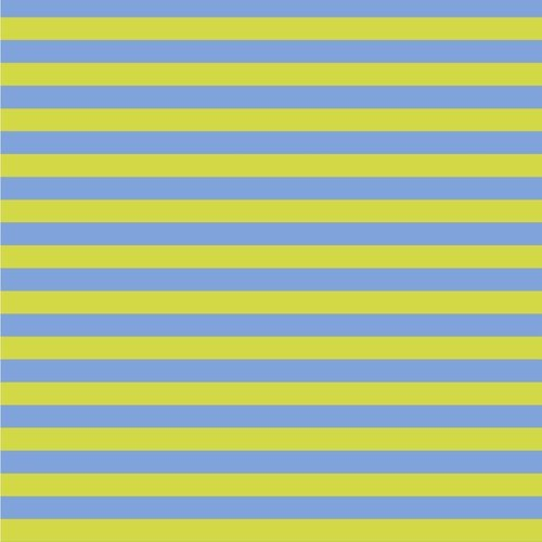 Tent Stripes in Myrtle by Tula Pink for FreeSpirit Fabrics