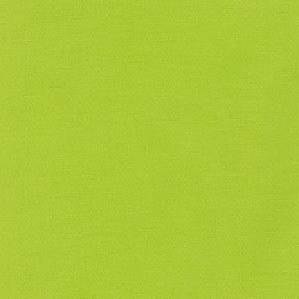 Kona Cotton Chartreuse K001-1072 from Robert Kaufman