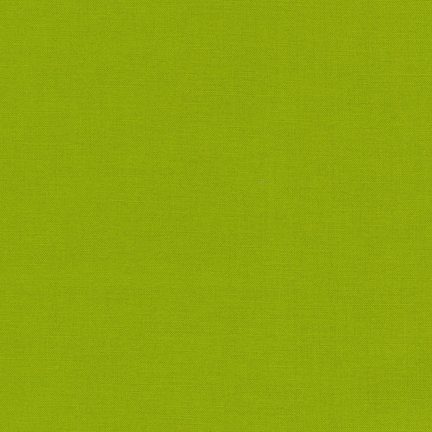 Kona Cotton Lime K001-1192 from Robert Kaufman