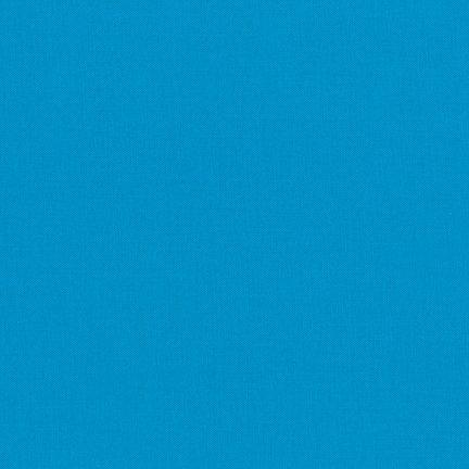Kona Cotton Turquoise K001-1376 from Robert Kaufman