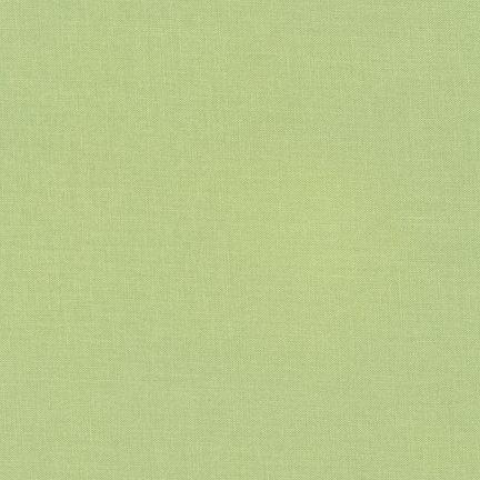 Kona Cotton Tarragon K001-316 from Robert Kaufman - 1 YARD REMNANT