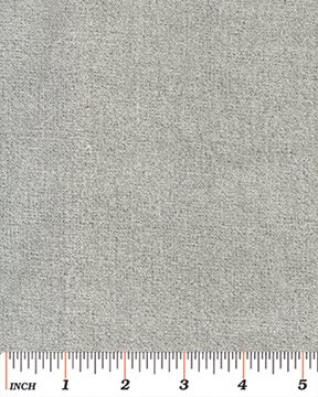 1 Yard 4 REMNANT - Metallic Burlap Rustic Silver from Burlap Basics by Dover Hill for Benartex