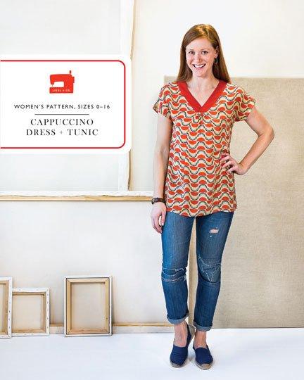 Liesl + Co. Cappuccino Dress & Tunic