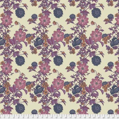 Hazel in Berry from Avalon by Joel Dewberry for FreeSpirit Fabrics