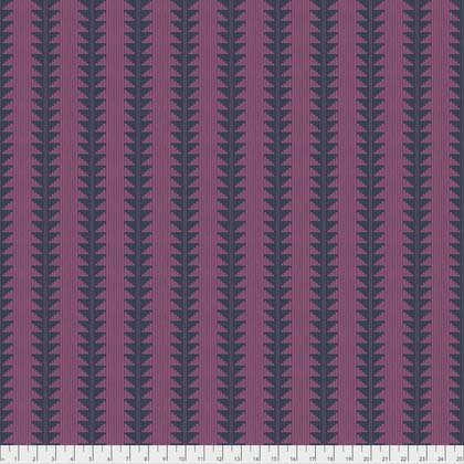 Arrow in Midnight from Avalon by Joel Dewberry for FreeSpirit Fabrics